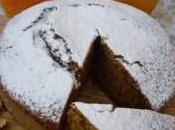 Torta zucca noci speziata