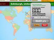 Giocare geografia online: Travelpod