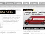 Opel Movano: attraverso banner