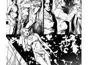 """True Blood """"The French Quarter"""": matite, inchiostri tavole comic book!"""