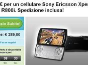 Offerta Sony Ericsson Xperia Play R800i Groupon prezzo interessante!