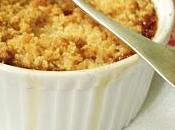 Apple crumble Pierre Hermé Happy Grandma