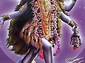 Divinità Indiane Kali Nera