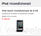 iPod Touch Partire Euro…