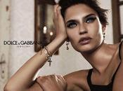 Bianca Balti Dolce Gabbana jewellery 2011-2012
