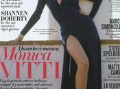 """MONICA VITTI copertina """"VANITY FAIR"""""""