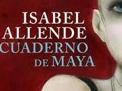 "Anteprima quaderno Maya"" Isabel Allende"