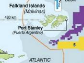 Falkland-Malvinas: riaccendono tensioni anglo-argentine petrolio