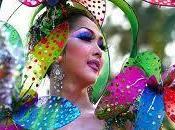 Carnevale Phuket Novembre Thailandia