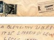 Lettere campi U.N.R.R.A. provincia Lecce