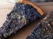 Torta salata violetta
