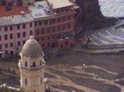 Genova sostegno delle Cinque Terre alluvionate