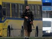 BOSNIA: Attentato all'ambasciata americana Sarajevo. segue pista islamista