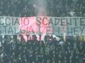 Inter-Juve 1-2: l'inarrivabile stupidità tifosi nerazzurri bianconeri.....in curva hanno perso tutti ......!!!!!!!!