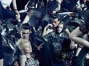 Dolce Gabbana Interview Magazine ottobre 2011