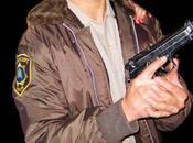Efron Halloween poliziotto doppio pistolotto