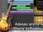Garageband iPhone iPod touch