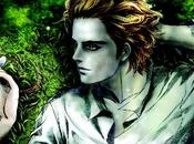 anteprime: Twilight. graphic novel volume Breaking Dawn, part. backstage film
