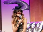 Sarah Jessica Parker cappello mulinello