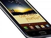Manuale Samsung Galaxy Note GT-N7000 Italiano Inglese