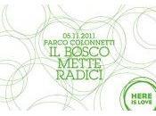 Festa dell'albero Torino Novembre