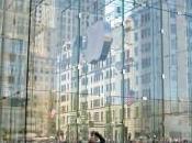 Apple store quinta strada ecco cubo vetro