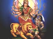 Divinità Indiane Durga Guerriera