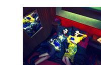 HEARTBREAK HOTEL... Claire Collins, Ollie Henderson Katerina Chang Georges Antoni Harper's Bazaar Singapore October 2011