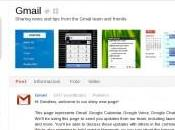 Gmail apre pagina Google+