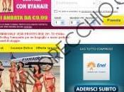 Ryanair offre fuga Berlusconi