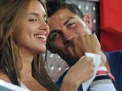 Cristiano Ronaldo Irina Shayk: gigantesco anello fidanzamento