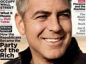 George Clooney scoreggione Rolling Stone: prima volta corda