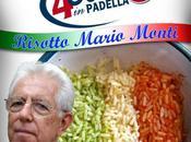 """Ecco """"risotto Mario Monti"""""""
