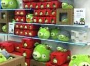Angry Birds Rovio apre Shop Helsinki