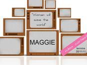 "Maggie: ""Women will save world"" video contest"