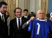 L'Italia ricevuta Napolitano Quirinale festeggiare anni dell'Unità d'Itali