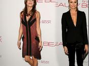 Elisabetta Canalis allo stesso evento Stacy Keibler nuova compagna Clooney, molto bella!