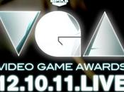 Spike Video Game Awards (VGA) 2011, ecco nomination