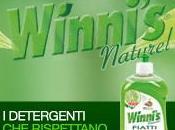 Detersivi biodegradabili ecologici Winni's