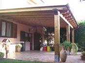 tettoie legno