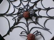 """""""Spider"""" tartufi Halloween"""