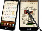 Galaxy Note: Samsung rilascia Android 2.3.6 Gingerbread