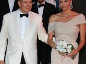 Principe Alberto Monaco Charlene Wittstock alla Cross Ball