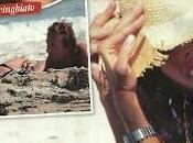 """Cristina Parodi versione """"nature"""" mare senza marito"""