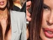 """Nina Moric Festval Cannes ovvero """"cara Nina, sono tutte capaci attirare l'attenzione poppe vento!"""""""