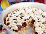 Torta ciliegie, ricetta estiva facile