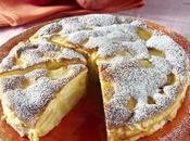 Torta mele soffice limone colazione ideale)