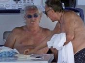 sexi mora insieme Emilio Fede sulla barca Briatore?