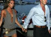 Beckham apre angeles onore della moglie