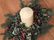 Come apparecchiare decorare tavola Natale centrotavola